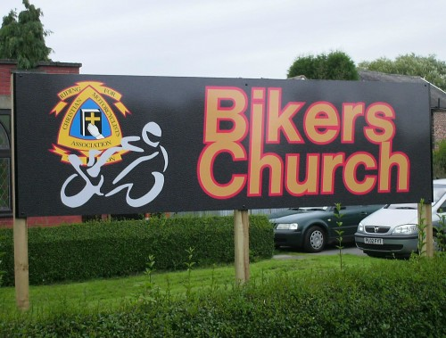 Bikers Church linked with CMA